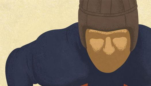 Art of Red Grange