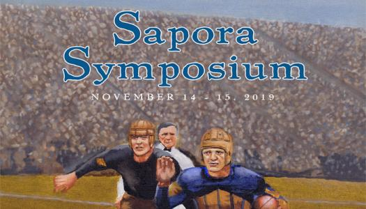 Poster for Sapora Symposium