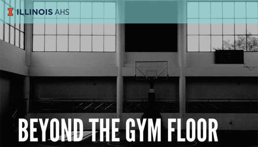 Beyond the Gym Floor podcast logo